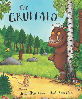 The Gruffalo Book - Children's Birthday Your Kids Bday - 5th Birthday