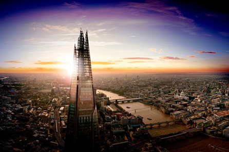 The View from The Shard - Two Adults - 50th gift