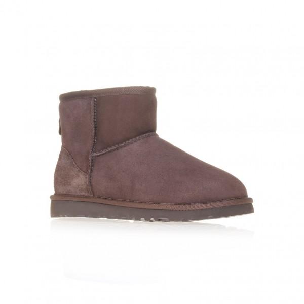 UGG Mini Chocolate Boots, Dark Brown - 18th gift