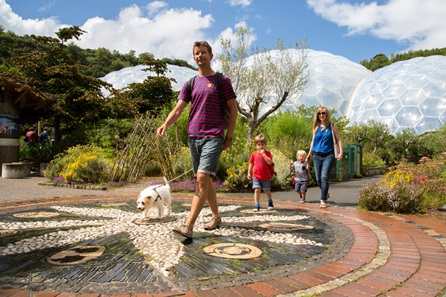 Visit the Eden Project - Two Adults, Two Children - Children's Birthday Experiences For Friends & Family