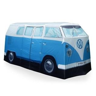 VW Camper Van Tent (Blue) - 21st gift