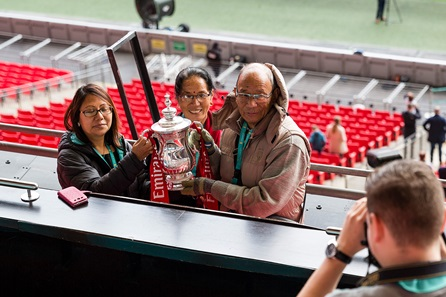 Wembley Stadium Tour for Two Adults - 16th Birthday Experiences For Friends & Family