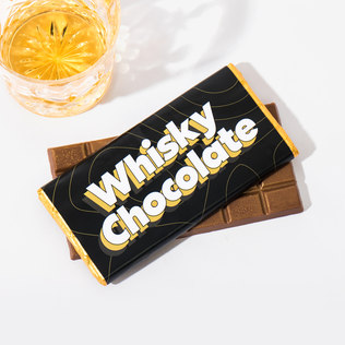Whisky Chocolate - 21st gift