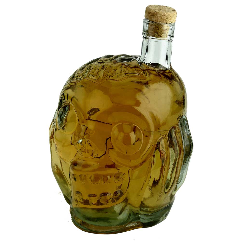 Zombie Head Decanter - 21st gift