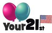 Your 21st USA - 21st Birthday Gifts & Party Ideas