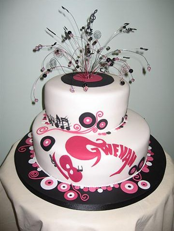 18th Birthday Cakes For Girls Your 18th Blog