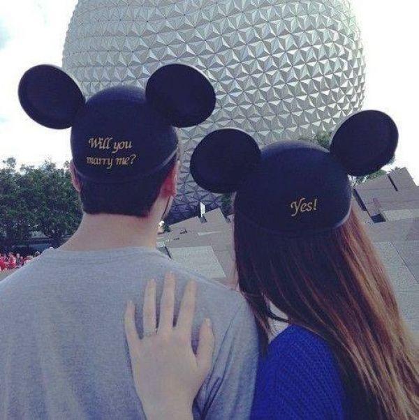 Disney Proposal 6