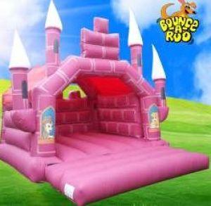 Princess Bouncy Castle 15ftx12ft