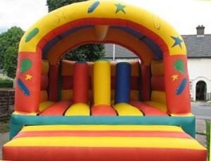 4 Bish Bash Bouncy Castle (18x16)