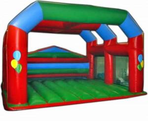 Bouncy Balloon Party (20x18)