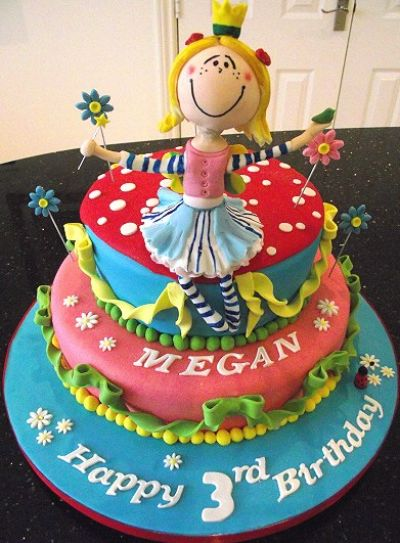 Mary The Fairy Cake