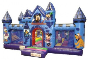 Mickey Mouse Tots Fun House (20x20)