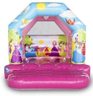 Princess Bouncy Castle 12ftx10ft