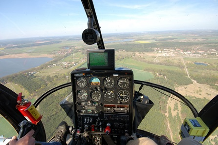 12 Mile Themed Helicopter Flight for One - 18th gift