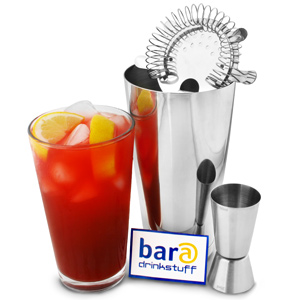 Basic Cocktail Shaker Set - 21st gift