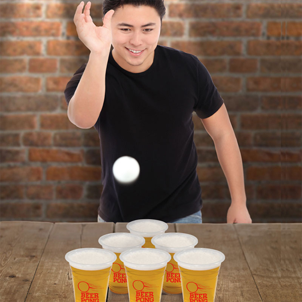 Beer Pong Game - 21st gift