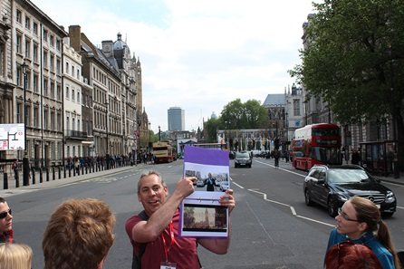 James Bond Walking Tour of London for Two - 18th gift