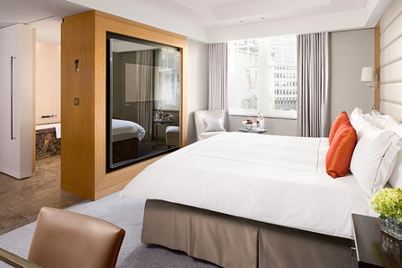 Luxury One Night Break with Dinner and Wine for Two at the 5* Conrad London St James - 30th gift