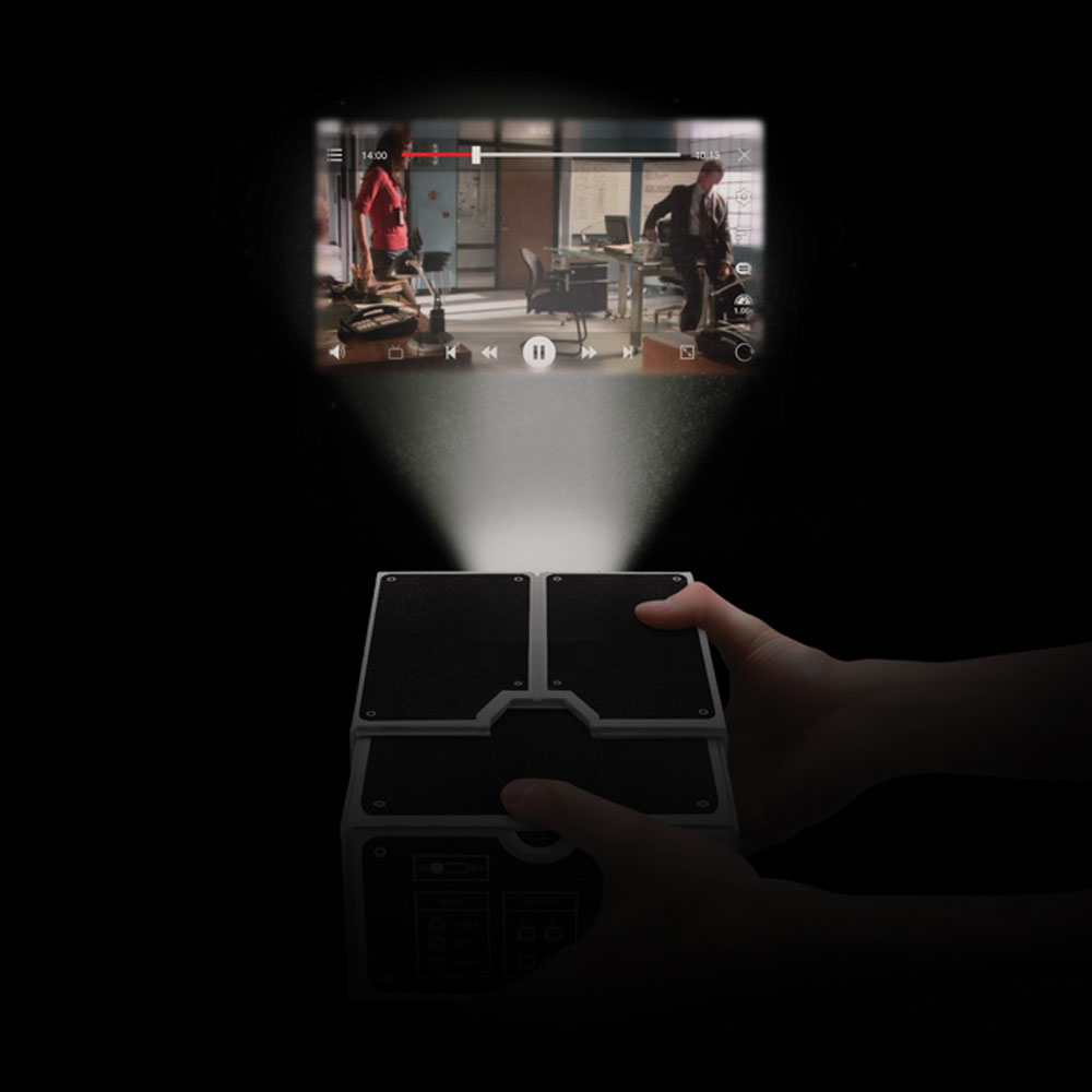 Smartphone Projector - 30th gift